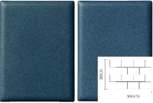名古屋モザイク PURITY ピュリティ 100×75角平紙貼り(レンガ貼り) (ケース)PUR-R-5