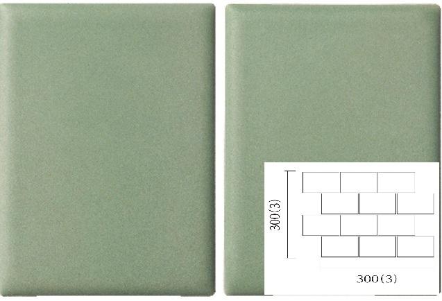 名古屋モザイク PURITY ピュリティ 100×75角平紙貼り(レンガ貼り) (ケース)PUR-R-6