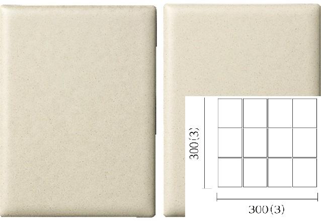名古屋モザイク PURITY ピュリティ 100×75角平紙貼り(スダレ貼り) (ケース)PUR-S-2