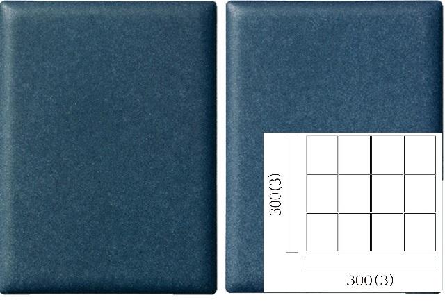 名古屋モザイク PURITY ピュリティ 100×75角平紙貼り(スダレ貼り) (ケース)PUR-S-5