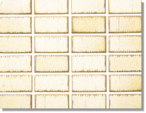 ニッタイ工業株式会社 アートモザイク コレクション ルーラル RU-252/ST51 平(25二丁)(ユニット)