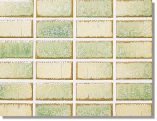 ニッタイ工業株式会社 アートモザイク コレクション ルーラル RU-252/ST54 平(25二丁)(ユニット)