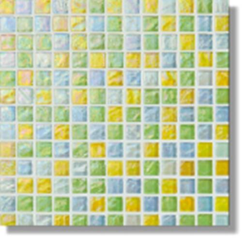 ニッタイ工業株式会社 アートモザイク コレクション リフレクト RSU-106 平(15角)(ユニット)