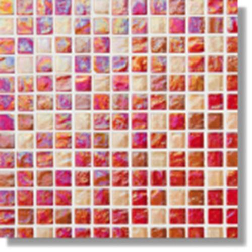 ★出荷単位:ケース(15シート入)  ニッタイ工業株式会社 アートモザイク コレクション リフレクト RSU-110 平(15角)(ユニット)