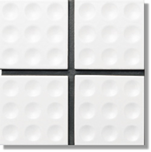 ニッタイ工業株式会社 アートモザイク コレクション トイブロック3×3 TB-069/D-801 ブライト 平(ユニット)