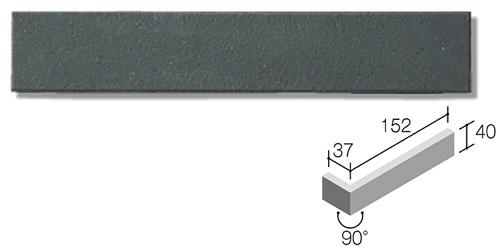 ニッタイ工業株式会社 外装壁タイル モデューロボーダー(接着剤張り工法) MOD-006FM ボーダー曲り(フラット面)(接着)