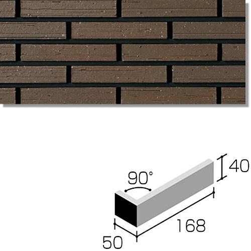 ニッタイ工業株式会社 外装壁タイル ラフネスボーダー(接着剤張り工法) RNES-6H-30 ボーダー標準曲り(接着)