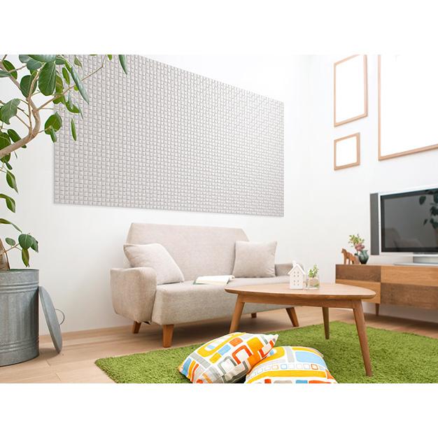 LIXIL(INAX) エコカラットプラス デザインパッケージ シンプルシリーズ 3m²プラン(シンプルフレーム M5:ホワイト) ECP-DP-03M5/SIM-196 ヴィーレ(WE4)