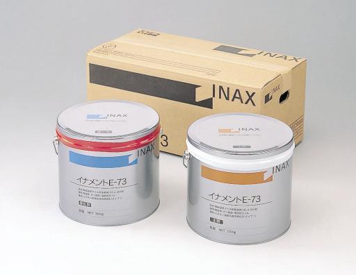 《送料無料対象外商品》 LIXIL(INAX) 内外装タイル用二液性接着剤 イナメントE73-20kg