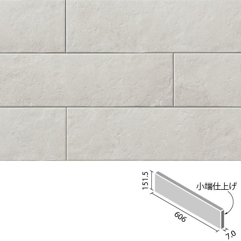 エコカラットプラス Gシリーズ アンティークマーブル 606x151角片面小端仕上げ(短辺) ECP-6151T/AMB2N(R)
