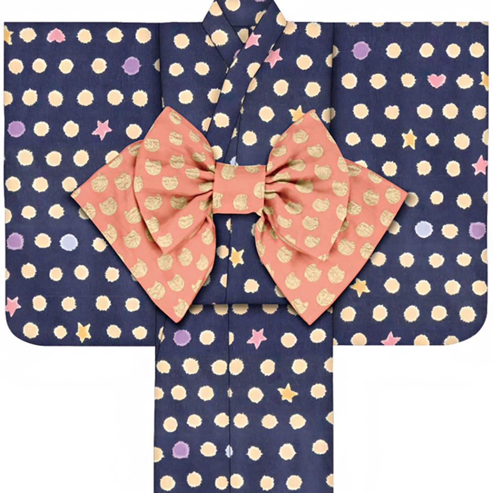 子供浴衣 ツモリ チサト tsumori chisato kids yukata 120 130 140 150 こどもゆかた 女児 ジュニア 11