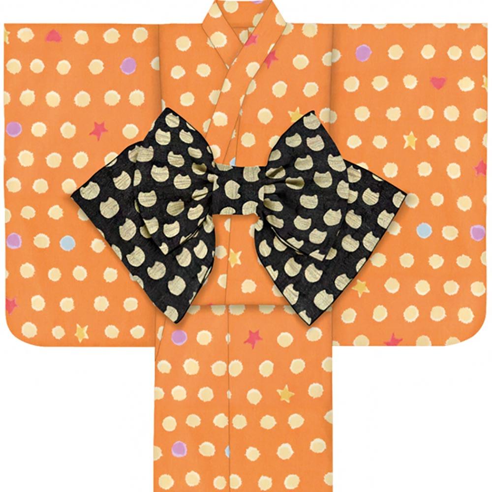子供浴衣 ツモリ チサト tsumori chisato kids yukata 120 130 140 150 こどもゆかた12