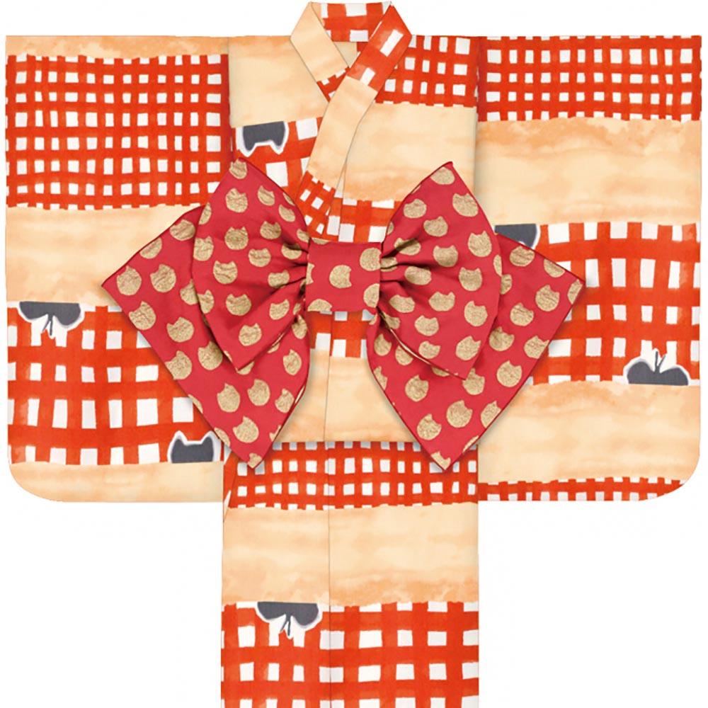 子供浴衣 ツモリ チサト tsumori chisato kids yukata 120 130 140 150 こどもゆかた 女児 ジュニア 15
