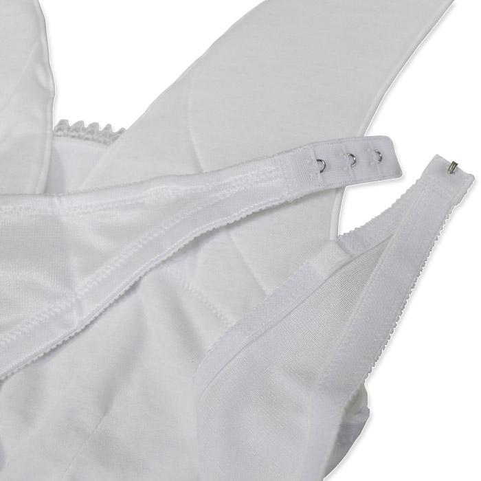 補整和装ブラジャー M Vライン補整 あづま姿549 補正ブラジャー 補正下着 肌着 着物用 きもの 補正パット 浴衣用