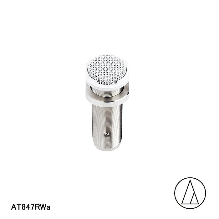 【在庫処分品】【audio technica/オーディオテクニカ】バウンダリーマイクロホン    AT847RWa 【A】