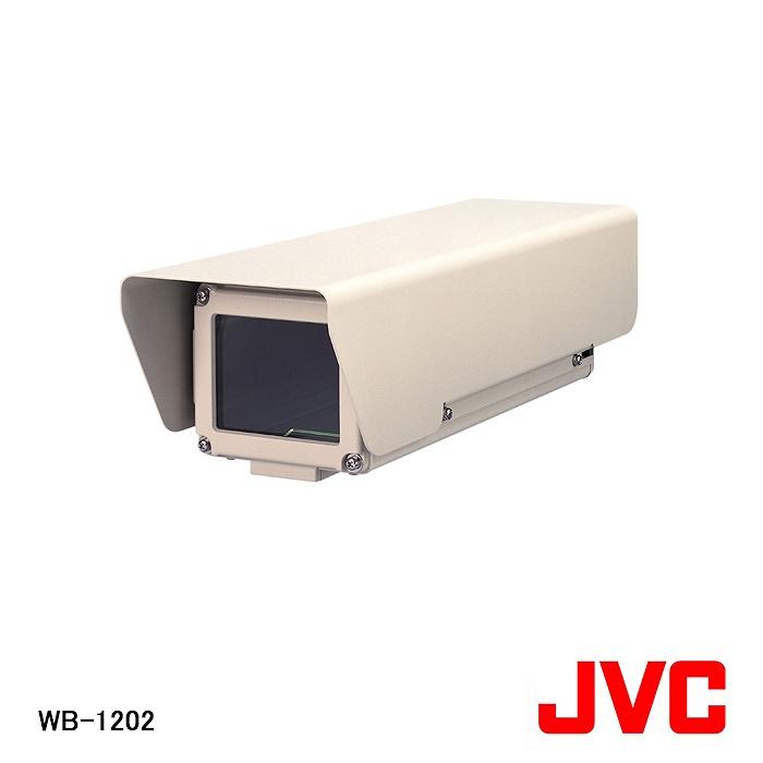【在庫処分品】【JVCケンウッド/ビクター】弱電機器屋外用カメラハウジング WB-1202【A】