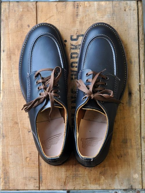 new style so cheap buy good RED WING (redwing) regular sales agent 8070 OLD OUTDOOR 1,930s Sport Oxford  store-limited model sports Oxford low shoes