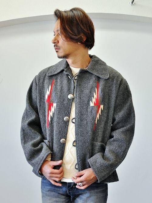 Chimayo Vests & Coats southwest & french touch jacqueline チマヨ ベスト アンド コート 手織り 本物 ハンドメイド ニューメキシコ チマヨ 織り ジャケット ビンテージ 定番人気,本物保証