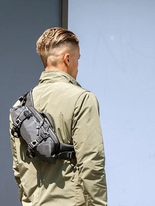 CODE OF BELL X PAK Sling Pack (S) コードオブベル 正規販売店 正規品メンズバッグ ショルダーバッグ ボディーバッグ メッセンジャーバッグ 斜めがけバッグ  小さめバッグ