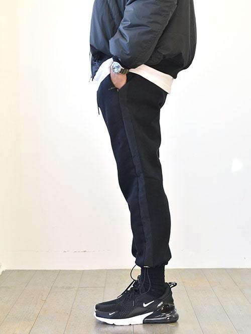 ZANEROBE JAMPA TAPE SWEAT JOGGER 海外モデル ラインパンツ スェットパンツ ジョガー パンツ リラックス 人気商品
