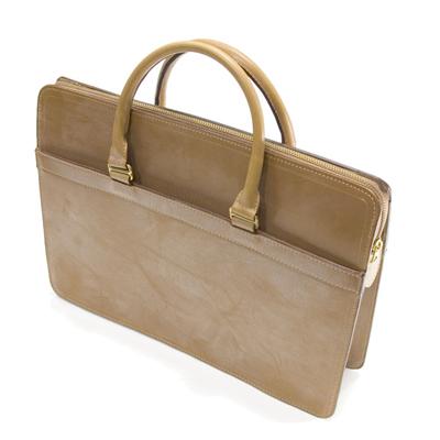ホワイトハウスコックス WhitehouseCox L9892 ジップブリーフケース ニュートン ブライドルレザー 別称書類バッグ・手提鞄