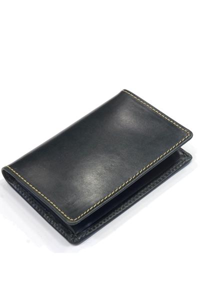 ホワイトハウスコックス s7412 ブライドルレザー ネームカードケース(名刺入れ・カードケース)定番 グリーン