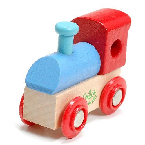 ヴィラック フランス 木のおもちゃ大人気 アルファベット トレイン Vilac 知育玩具 おもちゃ 正規認証品 新規格 木製 キッズ オリジナル エンジン
