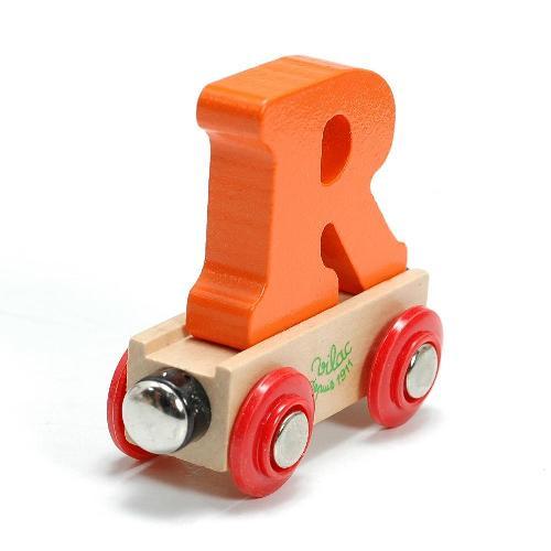 ヴィラック フランス 木のおもちゃ大人気 アルファベット トレイン Vilac 当店限定販売 新作入荷!! 木製 おもちゃ R 知育玩具 キッズ