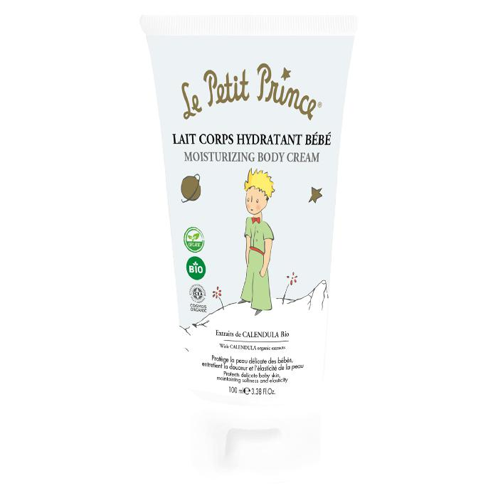 le Petit 高級品 Prince 星の王子さま ベビーシリーズ ベビーボディクリーム NEW売り切れる前に☆ 公式通販サイト 100ml 赤ちゃん スキンケア オーガニック