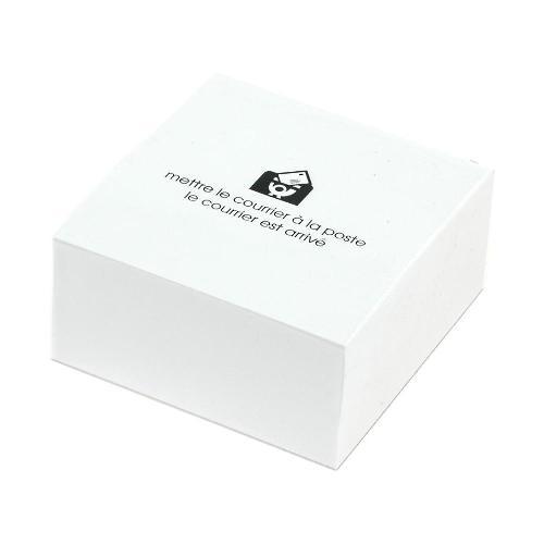 エトランジェ ディ コスタリカの文房具 etranger di costarica ブロックメモ 情熱セール シンプル 送料無料カード決済可能 ホワイト BLM 500シート ボリューム 公式通販サイト