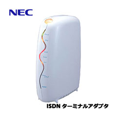 NEC PC-IT21D1L(PW) [AtermIT21L ISDN TA パールホワイト]