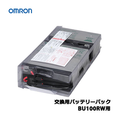 オムロン BUB100R [交換用バッテリーパック(BU100RW用)]