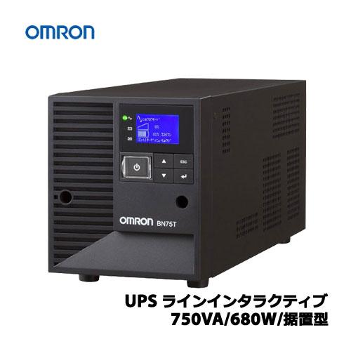 POWLI BN75T [UPS ラインインタラクティブ/750VA/680W/据置型]