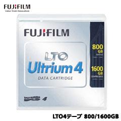 富士フイルム LTO FB UL-4 800G UX5 [LTO4テープ 800/1600GB 5巻パック]