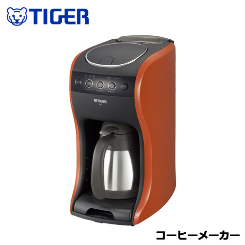 タイガー魔法瓶 ACT-B040DV [コーヒーメーカー カフェバリエ バーミリオン]