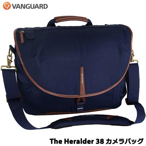 VANGUARD The Heralder 38 NV [ヘラルダーシリーズ ショルダーバッグ リミテッドエディション ネイビー]【カメラバック】