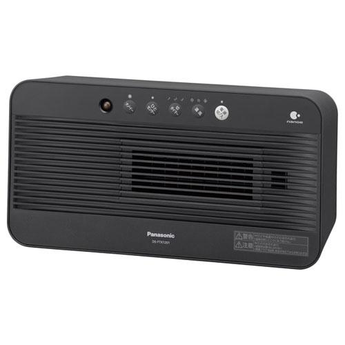 パナソニック DS-FTX1201-K [セラミックファンヒーター (ブラック)]
