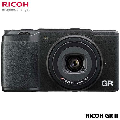 RICOH(リコー)/GR II [コンパクトデジタルカメラ]