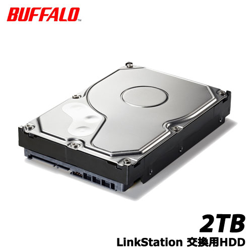 バッファロー OP-HD2.0BN [LinkStation 交換用HDD 2TB]