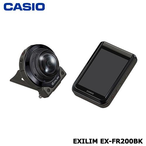 CASIO(カシオ)/EXILIM EX-FR200 ブラック