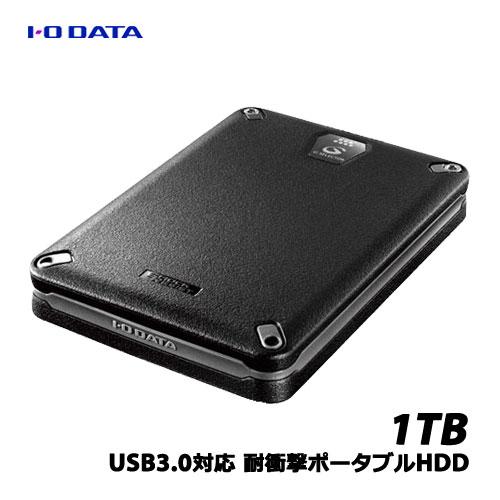 アイオーデータ HDPD-UTD HDPD-UTD1 [耐衝撃ポータブルHDD 1TB]