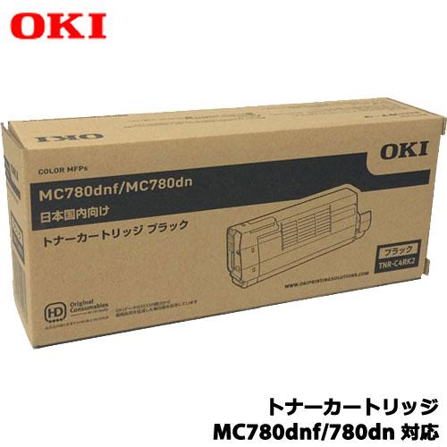 沖データ/TNR-C4RK2 [トナーカートリッジ ブラック(MC780dnf/780dn)]純正品, きもの ほ乃香:8ce23ec1 --- mie-i.jp