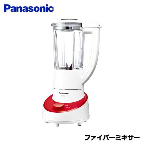 パナソニック MX-X301-R [ファイバーミキサー (レッド)]