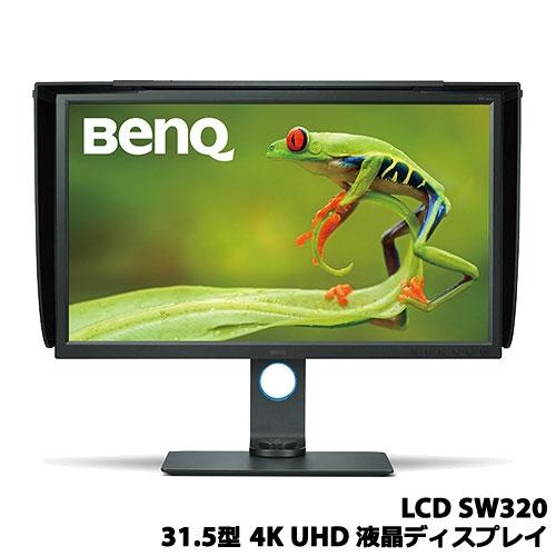 BENQ LCD SW320 [31.5型 4K UHD カラーマネージメント液晶ディスプレイ]
