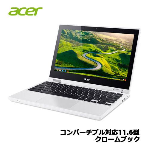 Acer Chromebook R11 [CB5-132T-A14N (Cel N3060/eMMC/ホワイト)]