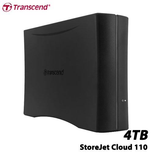 トランセンド TS4TSJC110K [4TB パーソナルクラウドストレージ StoreJet Cloud 110]【NAS】