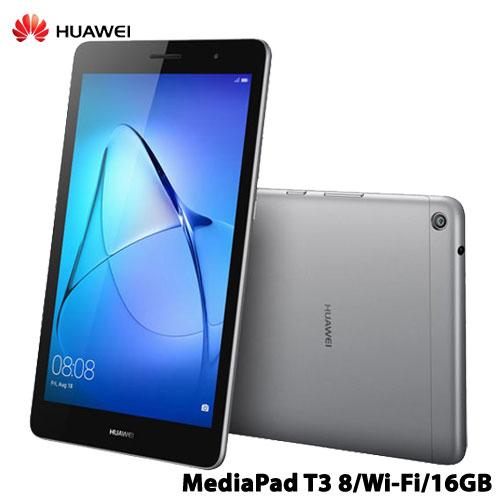Huawei MediaPad T3 8/Wi-Fi/16GB/Gray [HUAWEI MediaPad T3 8 Wi-Fi 16GB Gray 53019266]