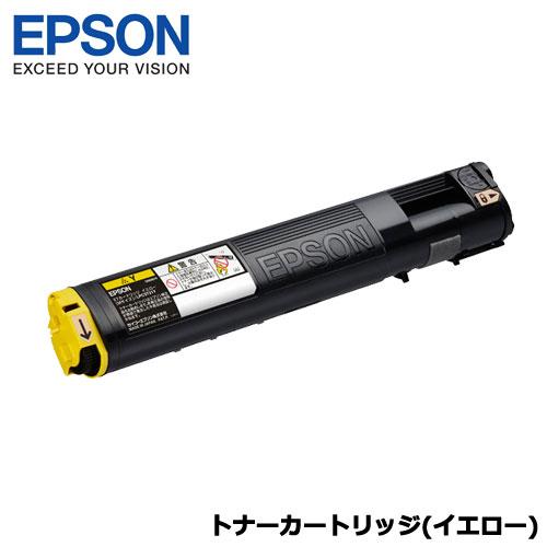EPSON LPC3T21Y [LP-S5300/M5300用 トナーカートリッジ/イエロー/Mサイズ(6200ページ)]