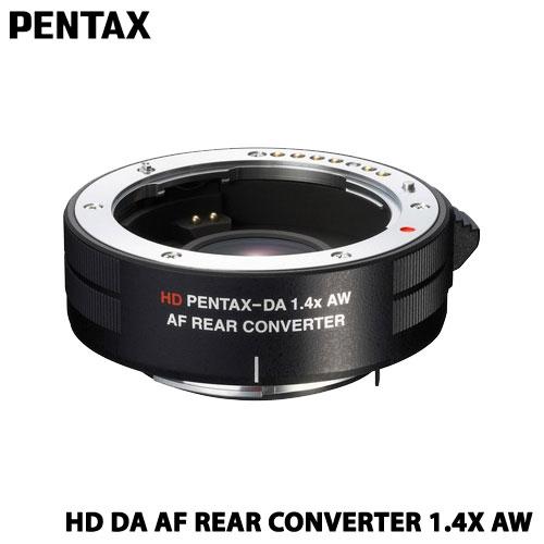 HD PENTAX-DA AF REAR CONVERTER 1.4X AW