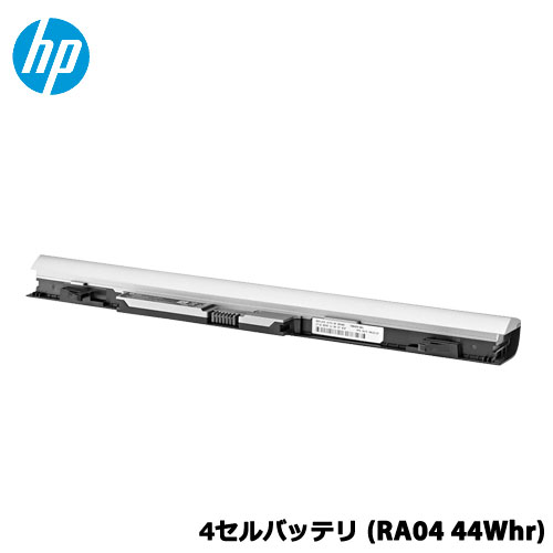 HP Compaq H6L28AA [4セルバッテリ(RA04 44Whr)]